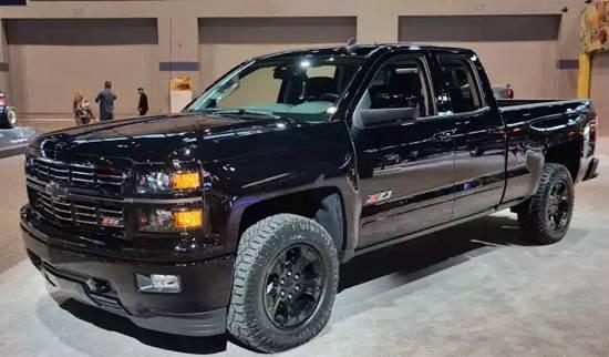 Future chevy trucks 2018