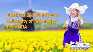 Beasiswa S2 di Eindhoven University of Technology