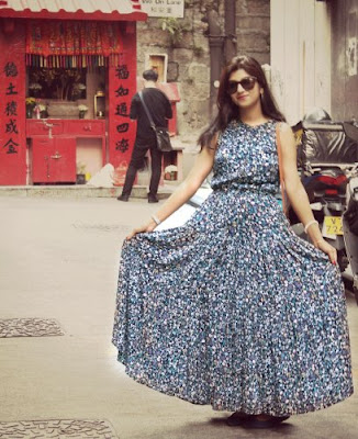 Anamika Chattopadhyaya, fashion & travel blogger, Hong Kong, Central, NBAM Photography