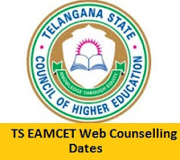 TS EAMCET Web Counselling Dates 2017