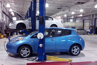 ¿Sabes qué averías y mantenimiento requiere el coche eléctrico?