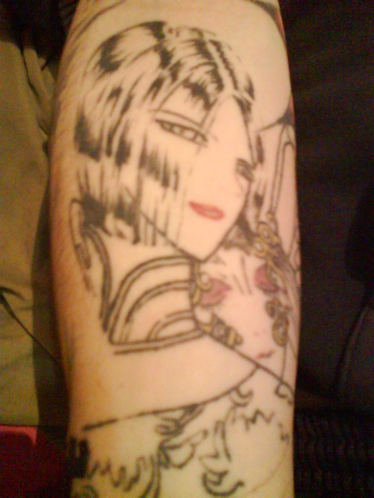 pinocchio tattoo - photo #8