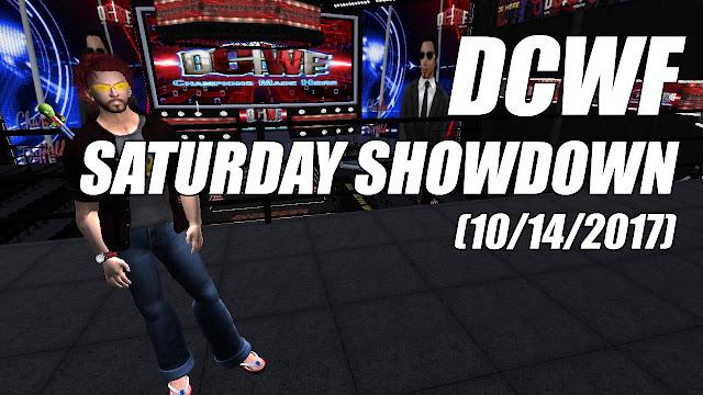 DCWF Saturday Showdown (10/14/2017) DCWF Heavyweight & SLCW Women's Championship Matches