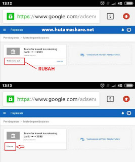 pembayaran adsense ke rekening bank indonesia kode swift bic adsense tanggal transfer google adsense