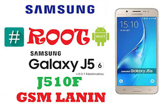 Root Samsung Galaxy J5 SM-J510F Android 6.0.1 Marshmallow