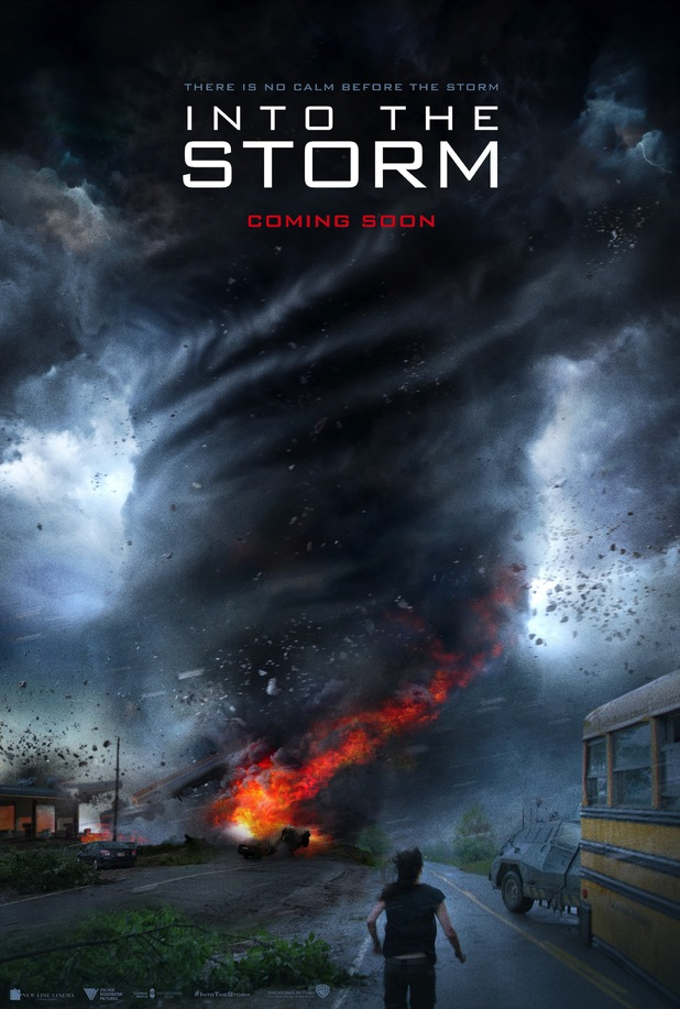 Into The Storm Movie Film 2014 - Sinopsis
