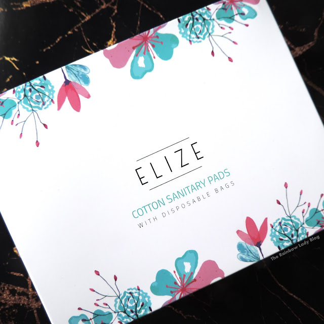 Elize cotton sanitary pads review