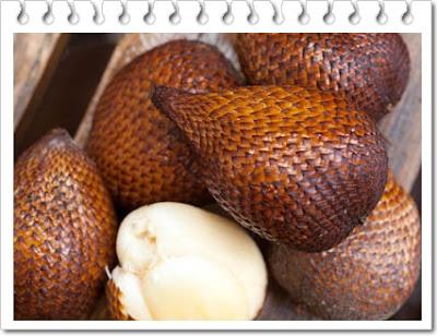 Manfaat buah salak untuk kesehatan