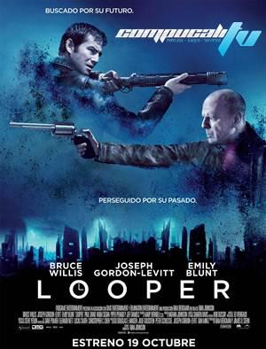 Looper DVDRip Español Latino Película 2012