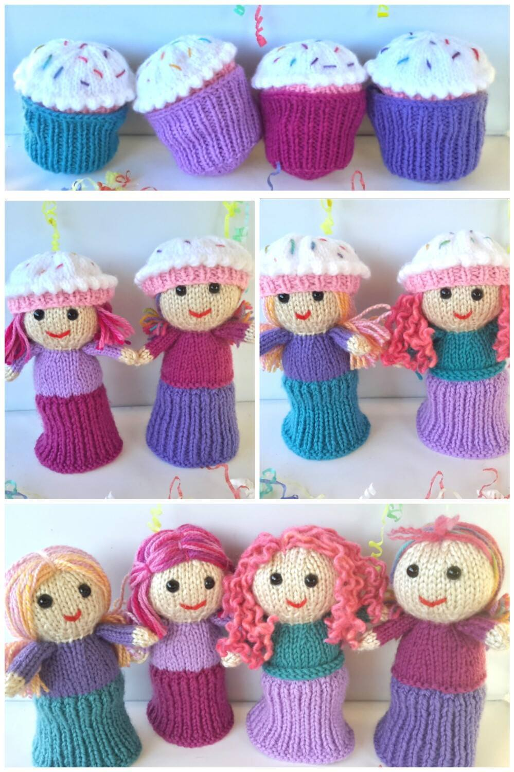 Kriskrafter cutie cupcake dolls free knitting pattern cutie cupcake dolls free knitting pattern bankloansurffo Image collections