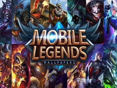 Gambar Aplikasi Android Mobile Legends Yang Di Gemari