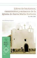 Libros de Bautismos, casamientos y entierros de la Iglesia de Santa María Buctzotz de 1785 a 1900