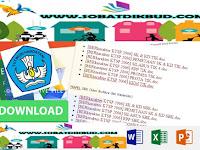 Download RPP SD Kelas 4 Beserta Silabus, Promes dan Prota
