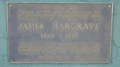 pioneer, rancher, Riverside, Medicine Hat, Alberta