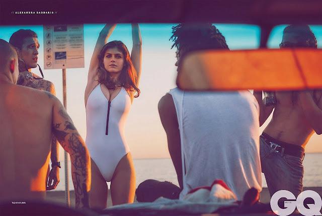 Hot, Sexy and Beautiful Alexandra Daddario