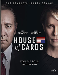 DVD & Blu-ray Release Report, House of Cards: Season Four, Ralph Tribbey