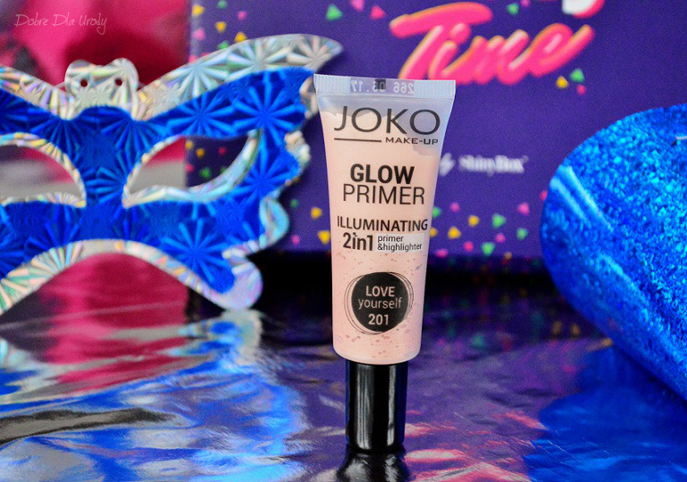 PARTY TIME by ShinyBox - JOKO MAKE UP Emulsja rozświetlająca GLOW PRIMER