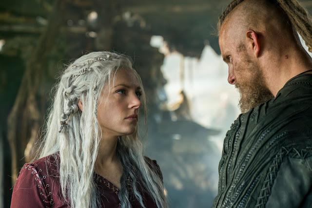 vikings, wikingowie, sezon 5B, lagertha, bjorn, kanał history, recenzja serialu