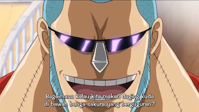 One Piece Film Z: Glorious Island Subtitle Indonesia