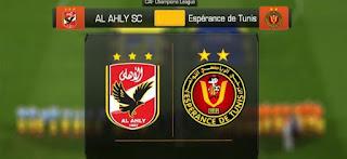 مشاهدة مباراة الاهلي والترجي بث مباشر بتاريخ 17-08-2018 دوري أبطال أفريقيا