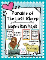 http://www.biblefunforkids.com/2016/02/cathys-corner-parable-of-lost-sheep.html