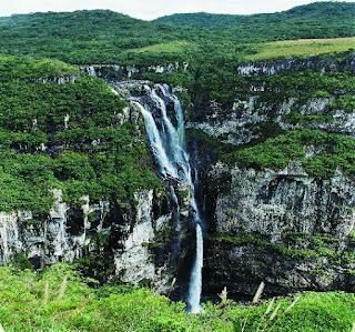 Cachoeira do tigre negro