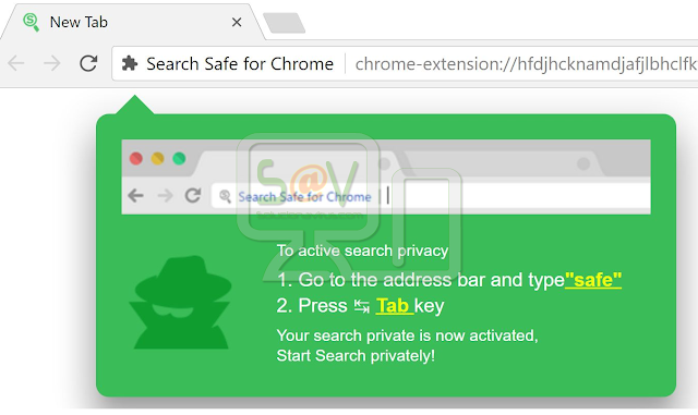 Search Safe For Chrome