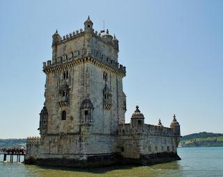 Portugalia, Lizbona, Belem, Torre de Belem