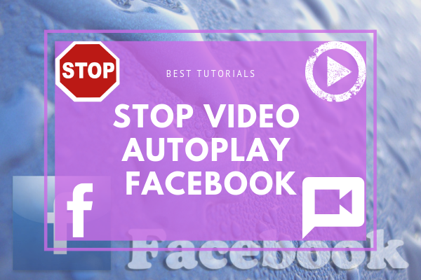 Turn Off Autoplay On Facebook<br/>