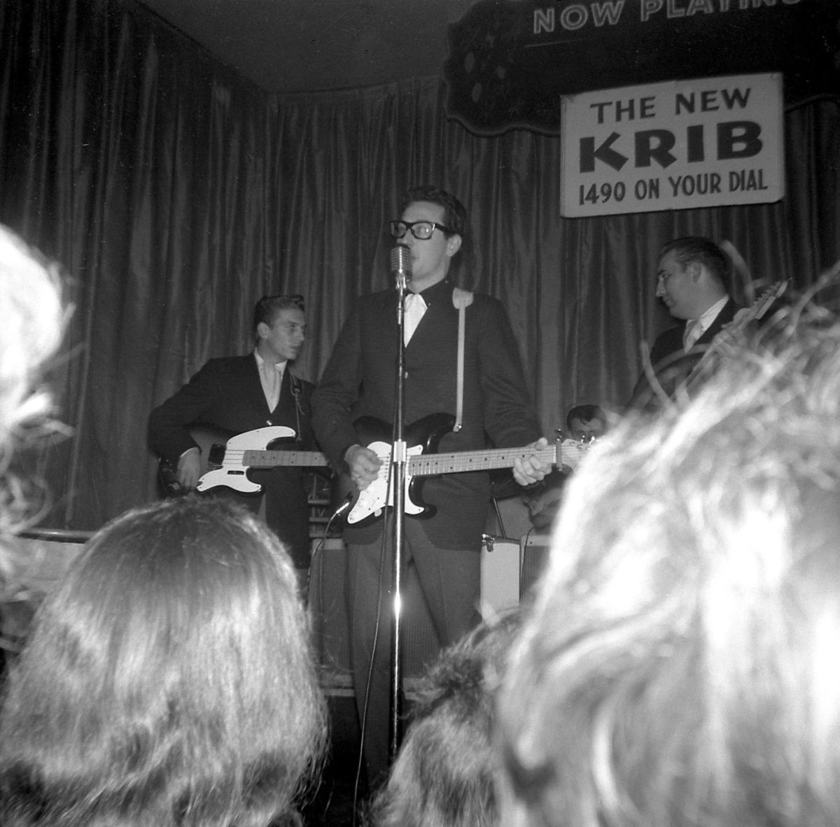 Buddy Holly (born Charles Hardin Holley; September 7, 1936 – February 3,  1959) was an American musician and singer-songwriter who was a central  figure of ...