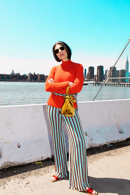 Stacy London pós What Not to Wear em ensaio para o Man Repeller - mais livre para vestir o que quiser