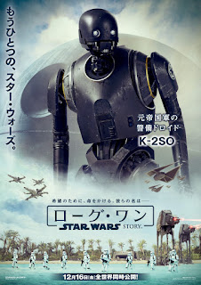 Rogue One A Star Wars Story International Poster 7