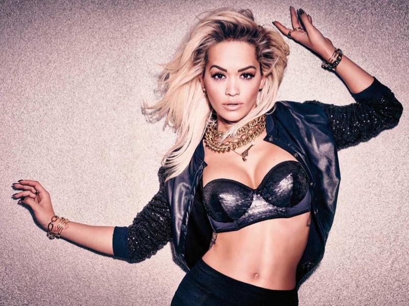 Rita Ora resuelve demanada de Roc Nation