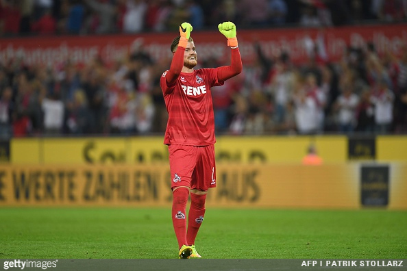 Timo Horn is considered one of the best goalkeepers in the Bundesliga