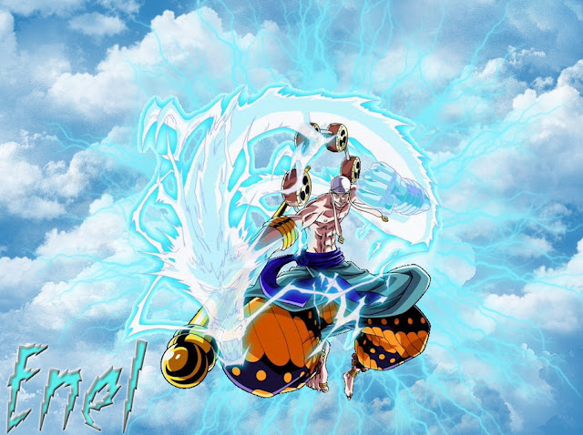 God-Enel-Onepiece