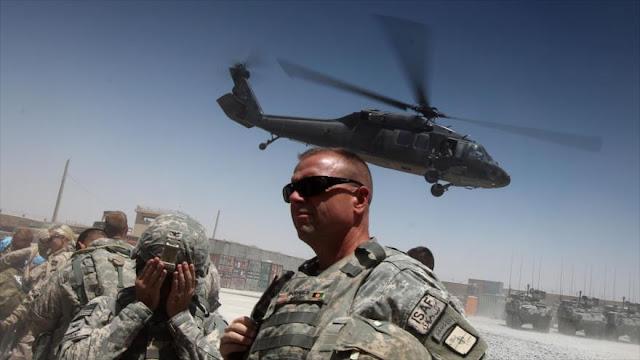 ¿Por qué EEUU no quiere irse de Afganistán?
