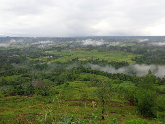 Pemandangan Bukit Sidikalang