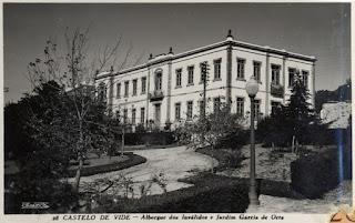 OLD PHOTOS / Hotel Sol e Serra (Hotel das Águas da Mealhada e Azilo Almeida Sarzedas), Castelo de Vide, Portugal