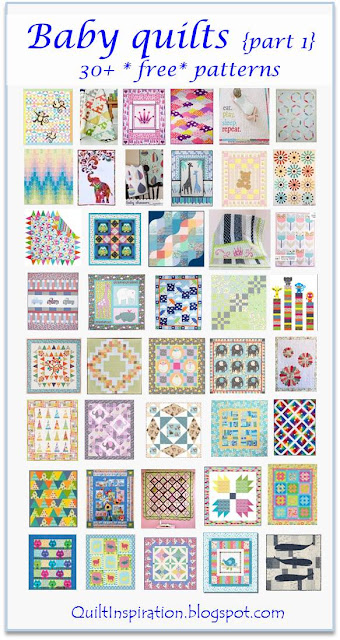 baby quilts part 1