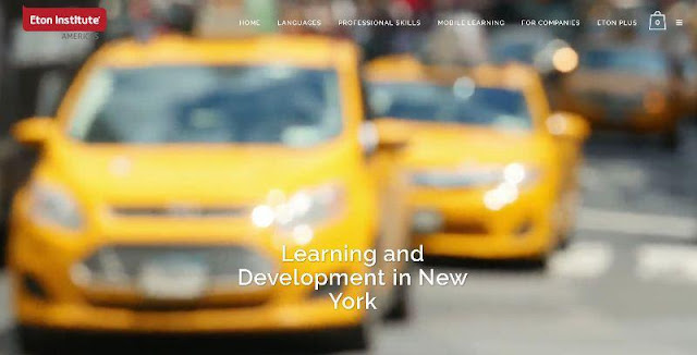 leading language training institute in NYC