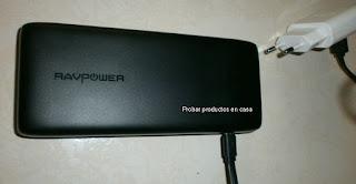 Ravpower Bateria externa 22000mAh