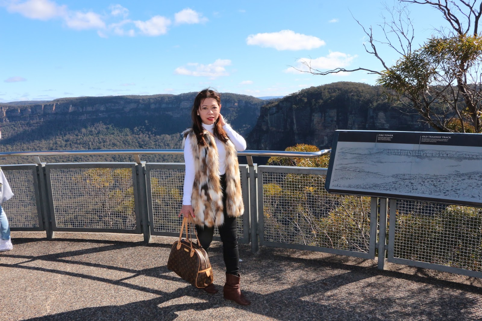 What to wear in Blue Mountains