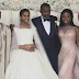 See First Photos From The White Wedding Of VP, Osinbajo's Daughter To Billionaire's Son In Abuja