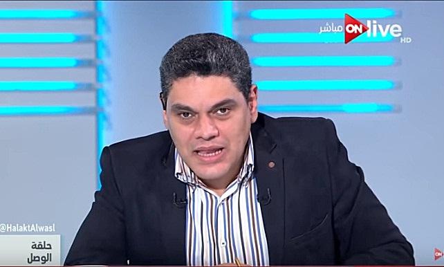 برنامج حلقة الوصل حلقة الثلاثاء 5-12-2017 معتز عبد الفتاح