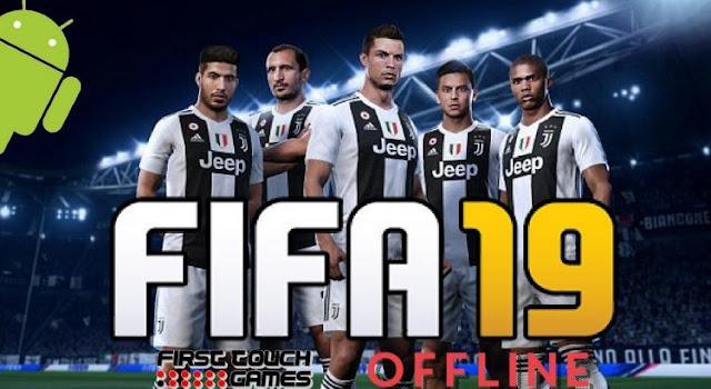 Download FIFA 19 Mod Apk + Data