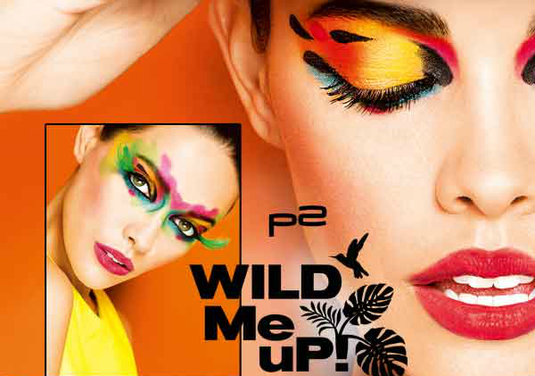 p2 Wild Me Up Limited Edition - Preview