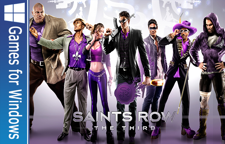 Saints Row The Third Cover www.gamerzidn.com