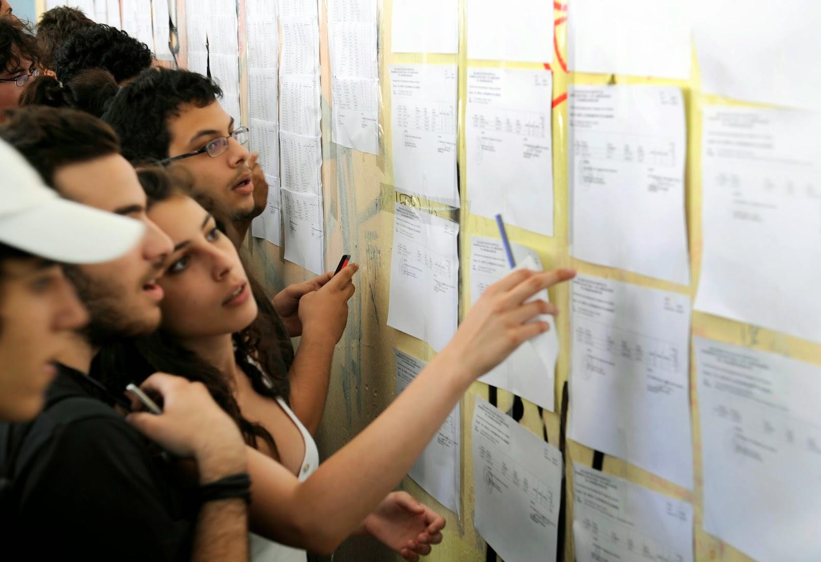 Πώς θα κυμανθούν οι βάσεις για την εισαγωγή σε Πανεπιστήμια-ΤΕΙ