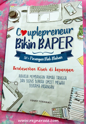 review buku couplepreneur bikin baper