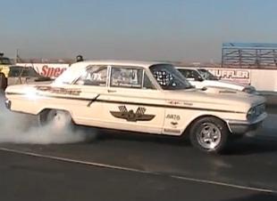SubyPAL com: Ford Thunderbolt quarter mile world record
